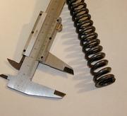 Пружины для пневматических винтовок  Hatsan 125 и  Hatsan 150. Пневмат