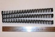 Крал,  KRAL 001,  KRAL 002. Усиленные пружины для пневматики. Минитир. Изготовление пружин