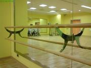 Балетный станок ,  хореографический станок нержавейка напольный,  настен