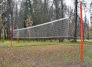Волейбольное стойки,  сетки от производителя- для улиц и зала