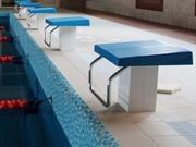 Дорожки разделительные для бассейна,  тумбы стартовые
