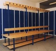 Спортивное оборудование для раздевалок,  фитнес клубов,  бассейнов