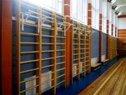 Шведские деревянные стенки в ассортименте