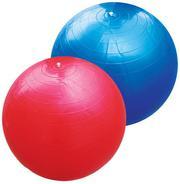 Мячи для фитнеса гладкие и массажные 55, 65 см.