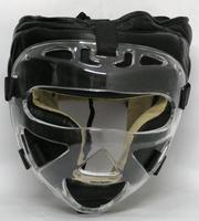 Шлем с маской Everlast (синтетическая кожа)