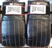Перчатки снарядные Everlast (кожа)