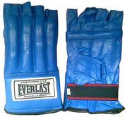 Перчатки снарядные Everlast (без пальцев)
