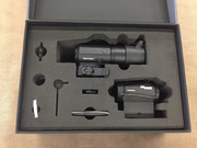 SIG SAUER ROMEO5 RED DOT SIGHT WITH JULIET3 3X MAGNIFIER COMBO SORJ531